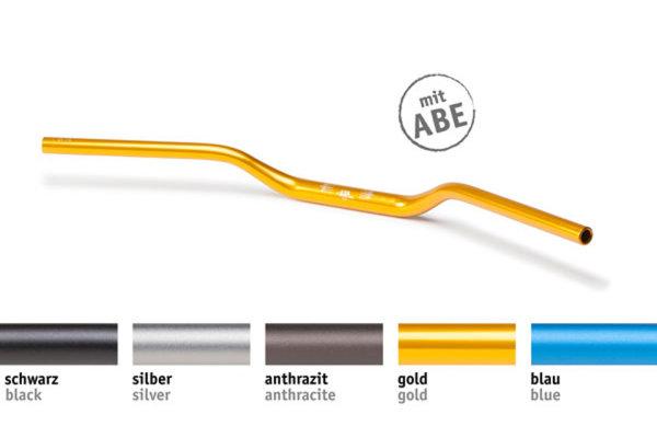 LSL Lenker Superbike Alu Fatbar X01 28,5mm