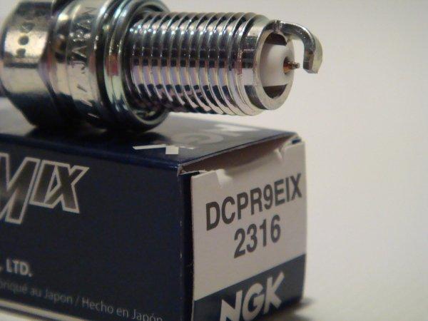 NGK Zündkerze 2316 Iridium XB 9/12