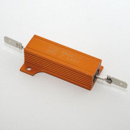 Leistungswiderstand lang für LED-Blinker