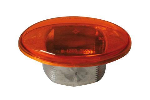 Blinkerglas für Mini-Verkleidungsblinker