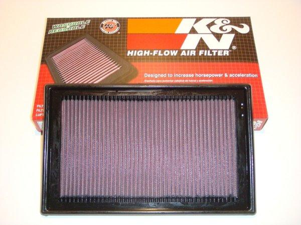 Buell 1125 R / CR  K&N Aircleaner