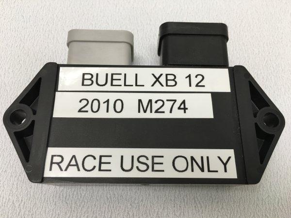 Race ECM with exhaust map XB 12