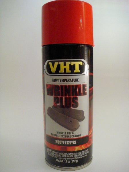"Motorlack VHT ""wrinkle finish"" rot"