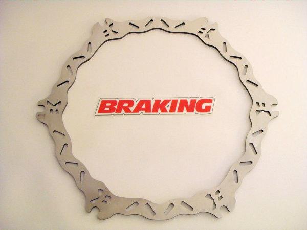 Braking Bremsscheibe vorn mit ABE für alle Buell 1125 und XB-Modelle