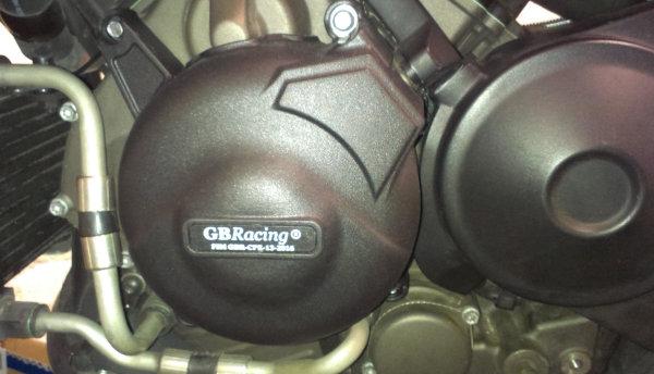 Motor-Protektoren-Set für Buell 1125 ab 2009 und EBR 1190 RS / SX
