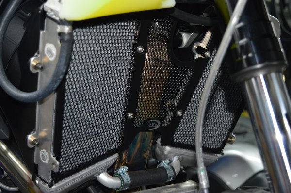 Water cooler protector for all EBR 1190 RX and SX models