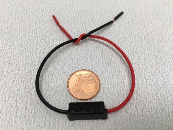 Micro-Blinkrelais 12 V 1/42 W, lastunabhaengig