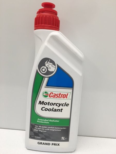 Castrol Motorcycle Coolant