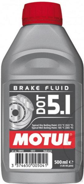 Motul Bremsflüssigkeit DOT 5.1, 0,5L