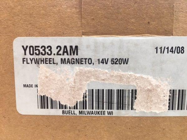 Rotor Buell 1125 R/CR Modelljahre 09/10