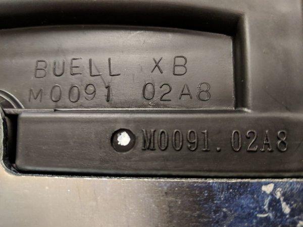 Soziusitzbank XB12R & XB9R und 1125r 1125cr