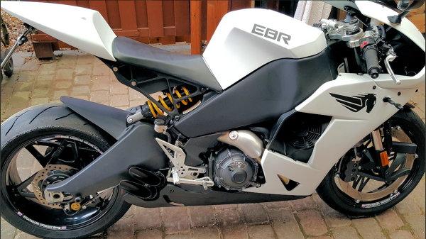 EBR 1190 RX/SX Solo Tail