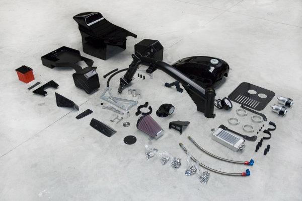 XR1 Kit, Stage 1