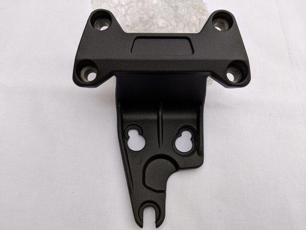 Lenkerklemme, 1125 CR, Piranha Black