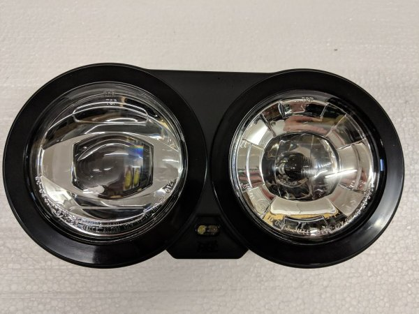 HBL LED Frontscheinwerfereinsatz, alle XB9/12S/SX/Scg/SS/STT/X/XT