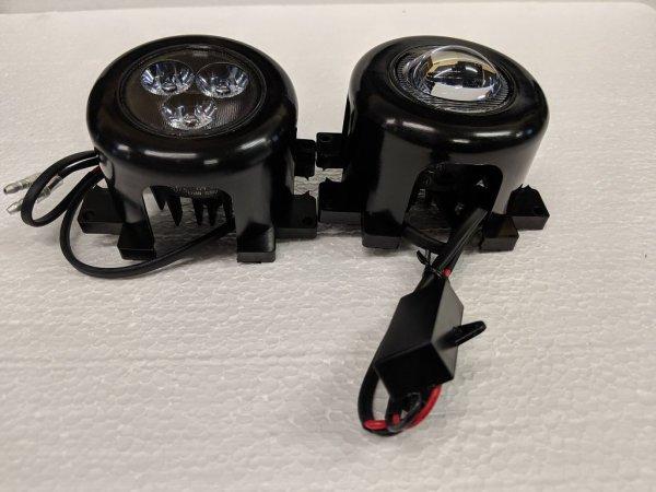 HBL LED Frontscheinwerfer, alle XB9/12R Firebolt