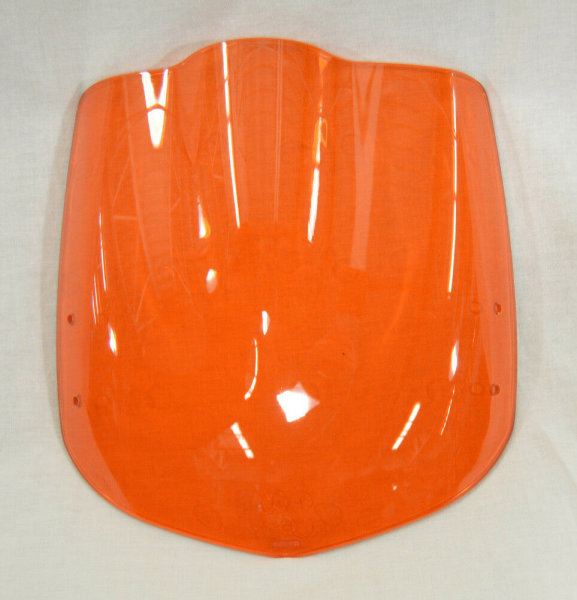 Windschild, Valencia Orange, Buell XB/S/SS/STT/SX