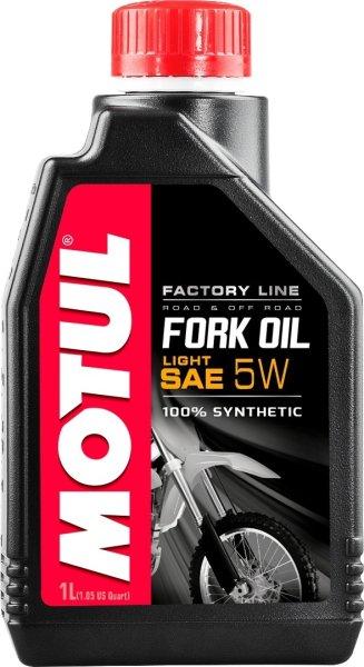 Gabelöl 5W 1 Liter Motul synthetisch