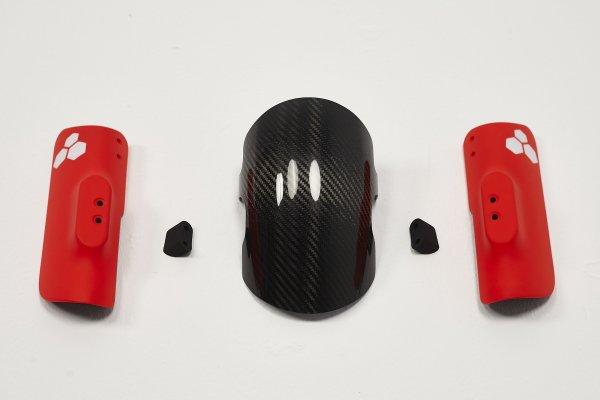 XR9 Frontfender